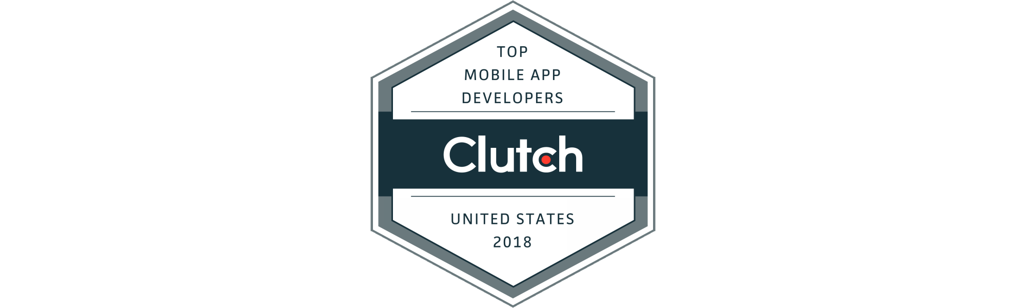 Clutch award Top-Rated B2B Service Providers from Latin America